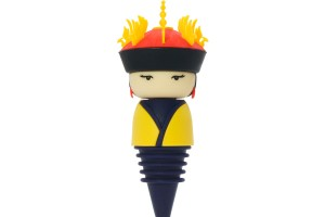 帝后酒瓶塞 - 清 慧賢皇貴妃