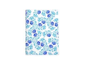青花雙色 筆記本 - 淺藍版