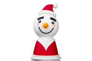 聖誕百家印 - 雪人