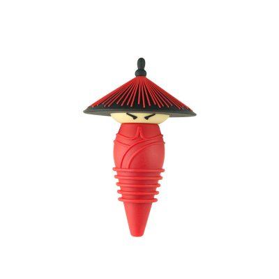 官帽酒瓶塞 - 清 - 清兵