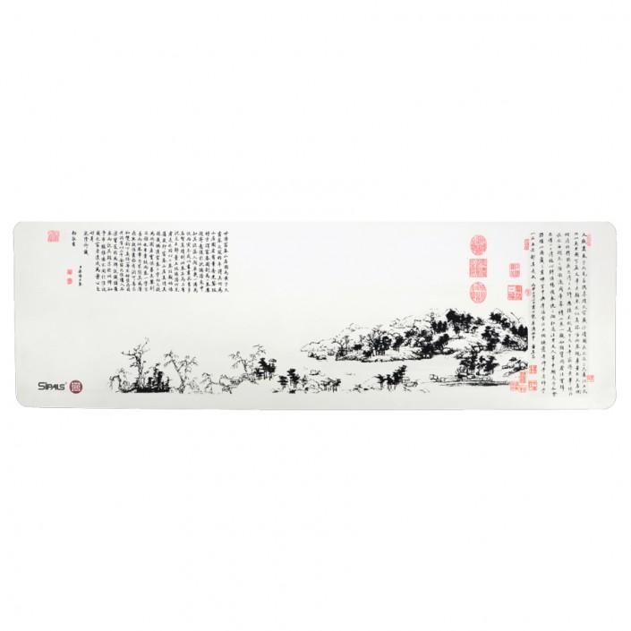 富春山居圖桌旗禮盒