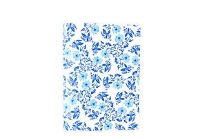 青花雙色 筆記本 - 深藍版