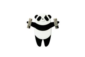 熊貓冰箱貼