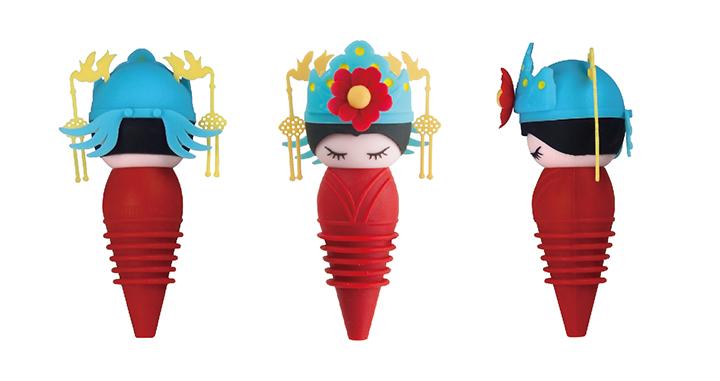 帝后瓶塞 - 明 孝慈高皇后